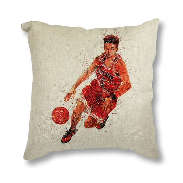 Basketball Cushion Cover 8