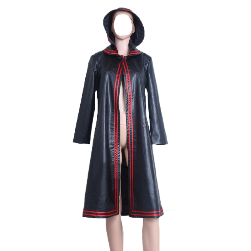 Anime FGO Fate Grand Order x alter Cosplay Costume black cloak