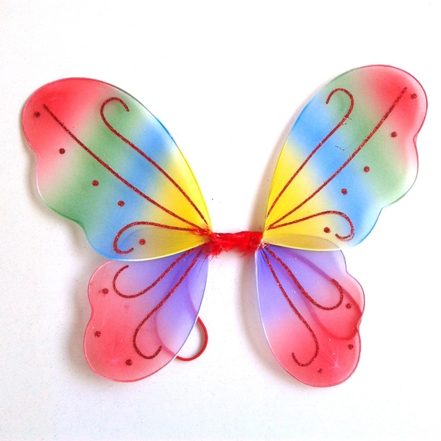 Baby Nylon Fairy Wings