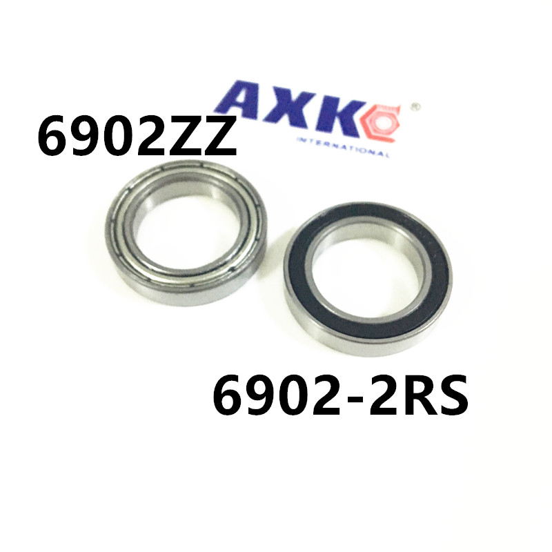 thin wall deep groove ball bearing 6902ZZ 6902-2RS 61902 15*28*7 mm gcr15 6326 zz or 6326 2rs 130x280x58mm high precision deep groove ball bearings abec 1 p0