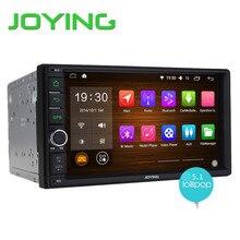 Joying Cheapest HD 1024*600 Double 2 din Android Autoradio Stereo GPS Navigation steering wheel radio for Nissan qashqai X-Trai