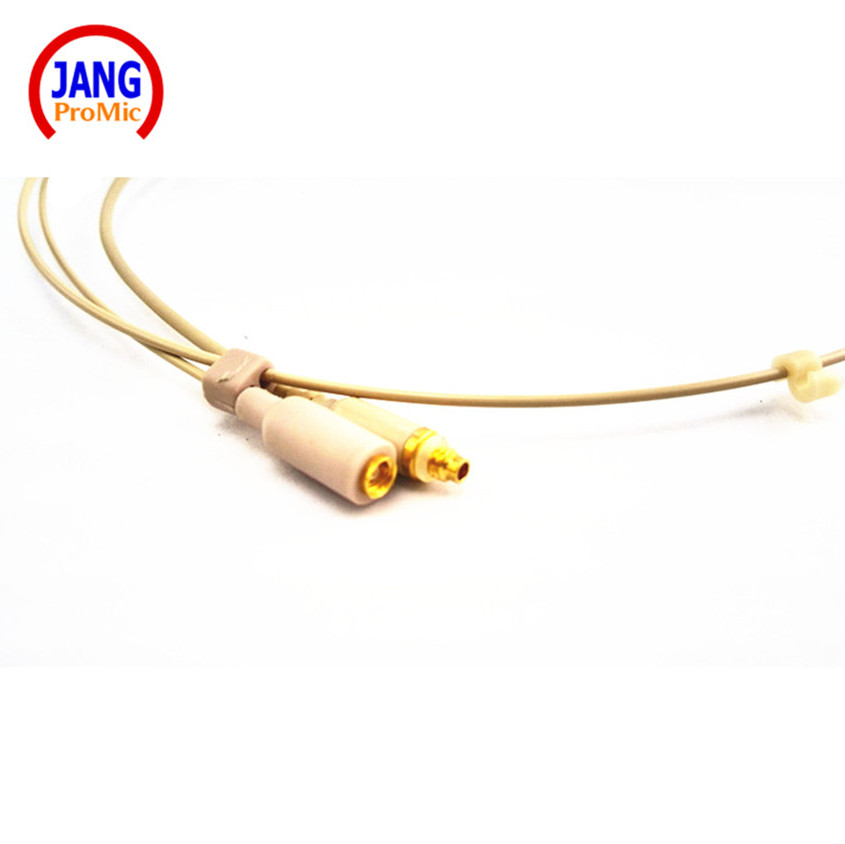 Professionele Headset Beige Condensator Microfoon Host Headworn - Draagbare audio en video - Foto 4