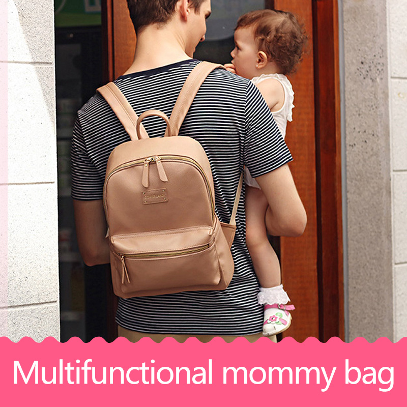 Mother Mummy Bag Baby Shoulder Diaper Bag Backpack Baby Care Nappy Changing Multifunctional Infant Bags Stroller Travel Handbag mother bag baby bags multifunctional designer multifunctional diaper tote shoulder printing mummy durable bolsa nappy bag