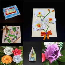 2019 new flower molding die-cutting metal cutting mold making DIY scrapbook album decorative embossing