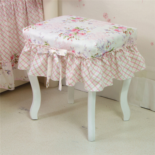 Aliexpress.com  Buy YG Korean garden princess piano stool cover chair cover custom cotton BHZY flower bow dressing table stool cover chair cover from ... & Aliexpress.com : Buy YG Korean garden princess piano stool cover ... islam-shia.org