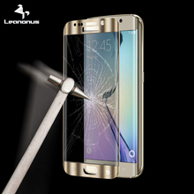 Ultrathin 3D Premium Tempered Glass Screen Protector For Samsung S7 Edge HD Toughened Protective Film For S7 Edge Tempered Glass
