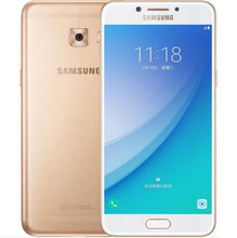 Оригинальный Новый Samsung Galaxy C5 Pro 2017 мобильный телефон c5018 4 ГБ + 64 ГБ