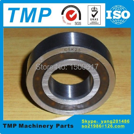 CSK6005 One Way Clutches Sprag Type (25x47x12mm) One Way Bearings  Overrunning Clutch Freewheel Clutch Without Keyway