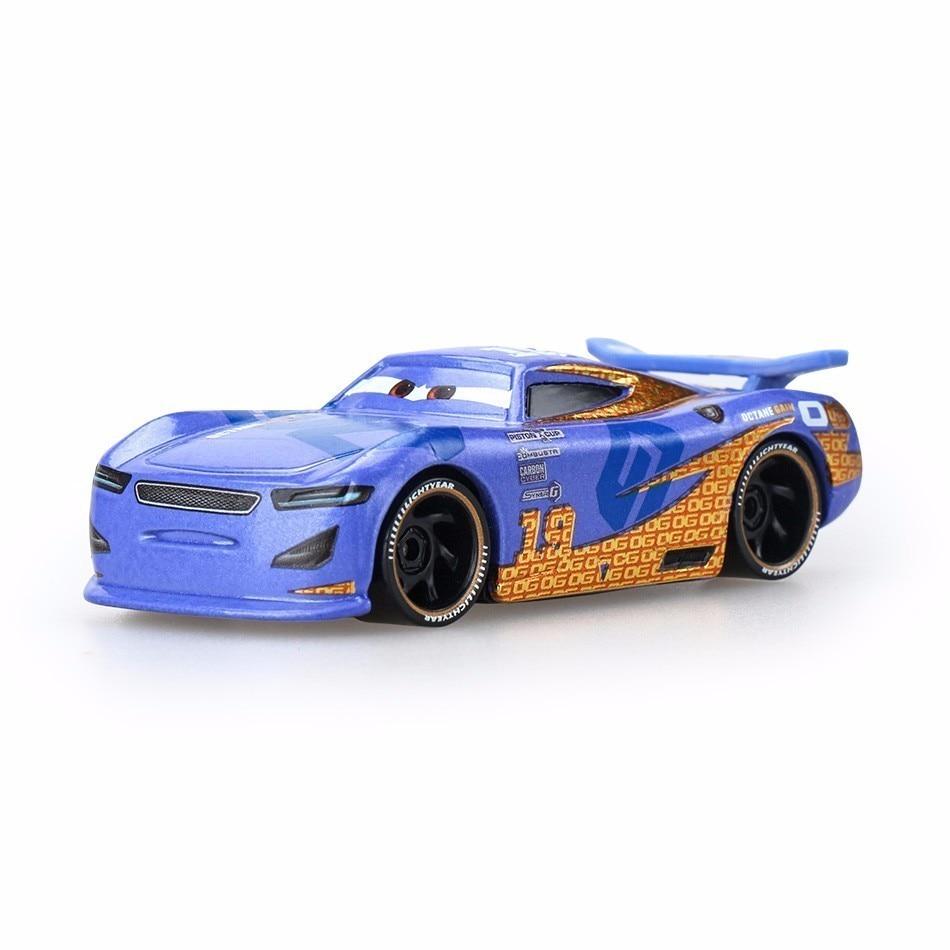 Disney Pixar 3 Children's Toys Lightning Mcqueen Plastic Car High Quality Toy Cartoon Model Christmas Gift Car