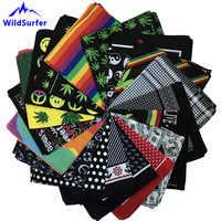 WildSurfer hermosa Hiphop de algodón pañuelos cara máscara bufanda sombrero las mujeres bufanda diadema hombres pesca máscara senderismo pasamontañas FJ12
