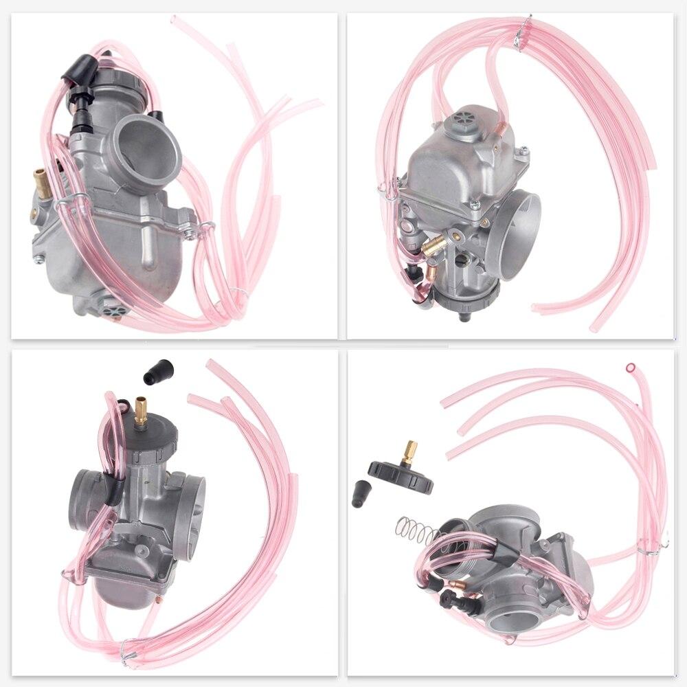 PRO pour Keihin carburateur PWK38 PWK 38 MM 150/350 CC Airstriker Carb partie Stock
