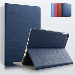 For new iPad 9.7 2017 2018 / Air / Air 2 Case 4 Universal PU Leather Smart Cover Folio Auto Wake up Shell A1954 A1822 A1823A1893