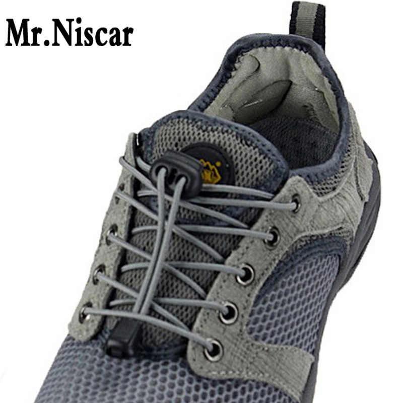 1 Pair Outdoor Sport Elastic Shoelace