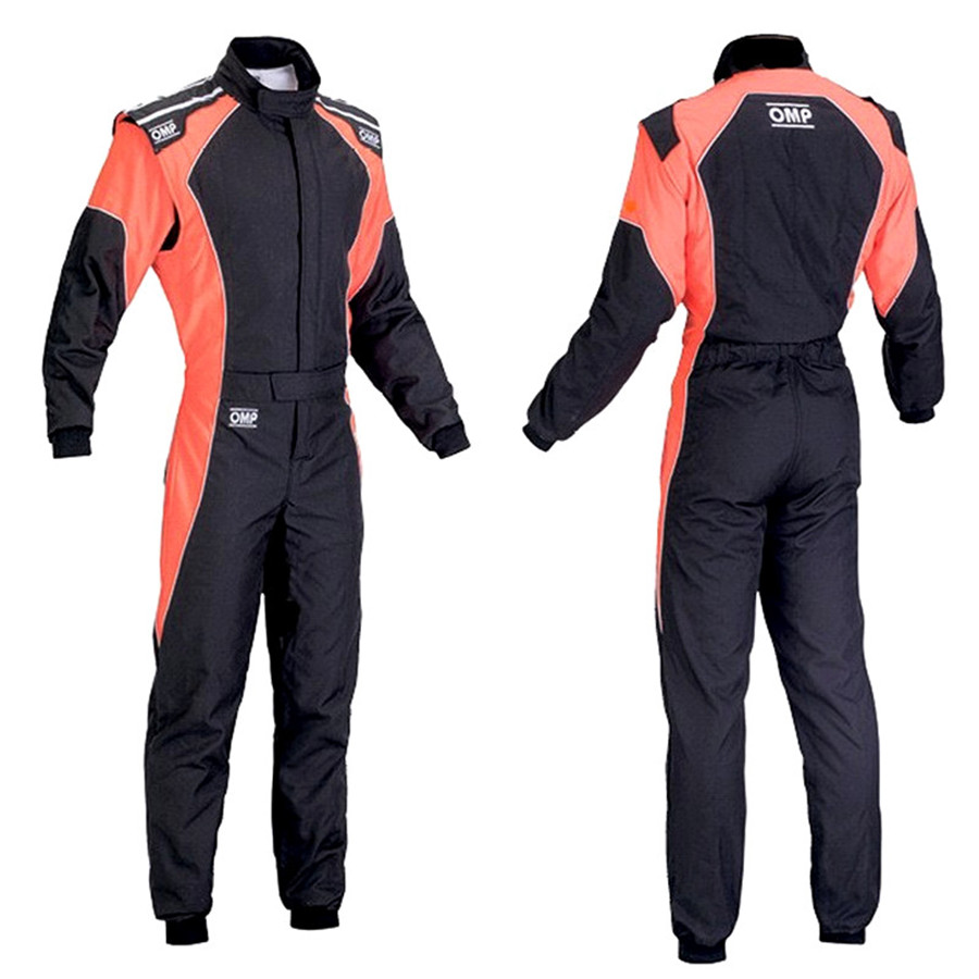 Men Women Professional F1 Karting Suit Waterproof Car Motorcycle Motocross Racing Club Exercise Clothing Overalls Suit S-4XL aoxin new children s karting four wheel exercise can sit baby pneumatic tires exercise bike