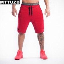 MTTUZB Men casual Bodybuilding Fitness shorts men's fashion workout shorts man costume 4 colors size M-XXL