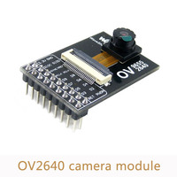 OV2640 Camera Module Acquisition Module 2million pixels 3.3V for DIY cell and camera phones toys PC multimedia AD005