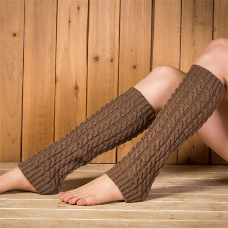 Winter Keeping Warm Cycling Leg Warmer Sleeve Kneepad Yoga Running Knee For Women Wholesale Knee Pad Bike Leg Warmer Price