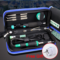 2014 New LAOA 11 In 1 Electric Soldering Iron High Quality 30W Soldering Iron Electric Iron