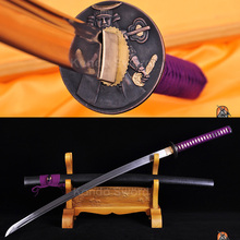 HIGH QUALITY JAPANESE SAMURAI SWORD KATANA SHARP FULLTANG BLADE CAN CUT TREE