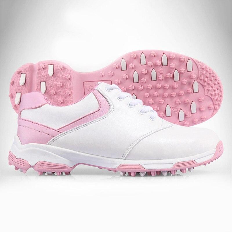 дамы обувь для гольфа