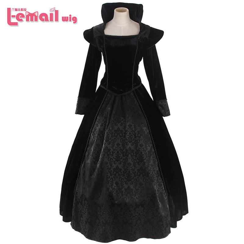 Discount Custom Made Vintage Victorian Medieval Style: Online Buy Wholesale Victorian Style Dresses From China