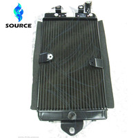 For Honda VTX1800 19010-MCV-R11 2004 2005 2006 2007 2008 Motorcycle Aluminum Replacement Cooling Replacement Radiator