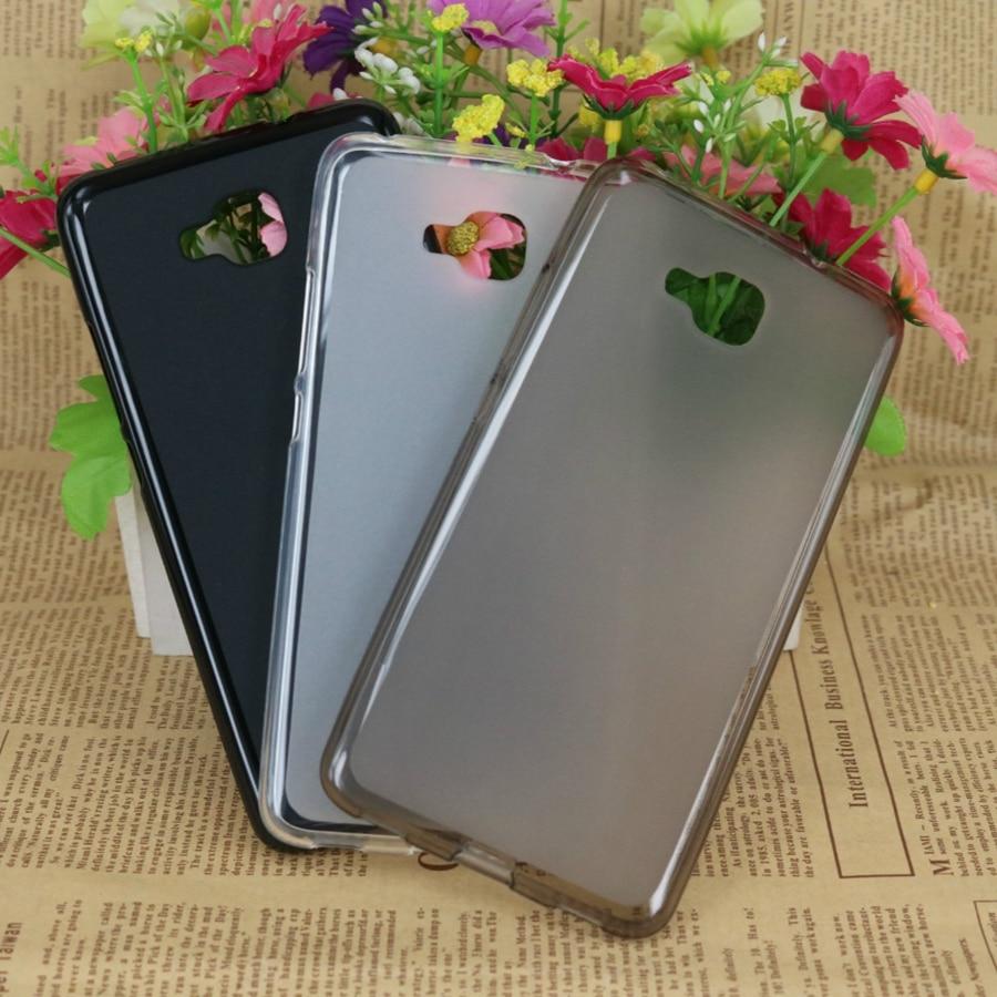 YSW For Huawei Honor 5C Case Without Fingerprint Matte TPU Soft Back Phone Case For Huawei Honor 5C (EU VERSION No Fingerprint)