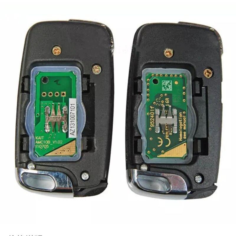 Placa de circuito chip de chave remota do carro para Geely Emgrand 7 EC7 EC715 EC718 Emgrand7 E7, Emgrand7-RV EC7-RV EC715-RV EC718-RV