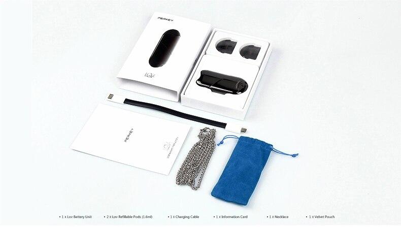 , Leiqidudu New Pod System Vape Kit pod all-in-one kit e cig starter kit built-in battery 320mah Pod tank e-juice e cigarette