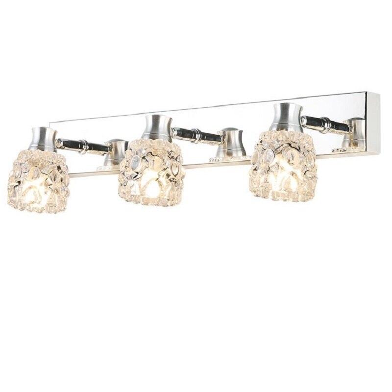 Table De Sconce Loft Decor Lampara Stair Light Crystal LED Applique Murale Aplique Luz Pared Wandlamp Luminaire Wall Lamp