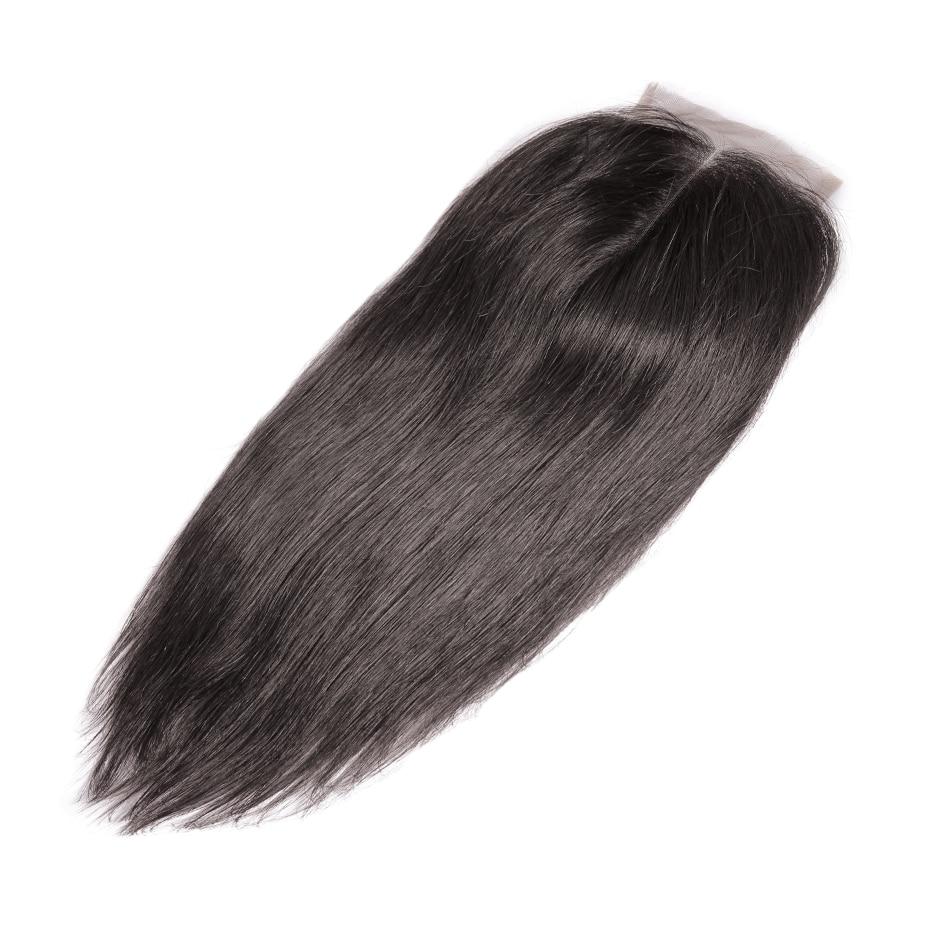 HTB1rd1NifJNTKJjSspoq6A6mpXaQ HJ Weave Beauty Straight Human Hair Bundles With Closure 30inch Brazilian Hair Weave Bundles 7A Virgin Hair Bundles With Frontal