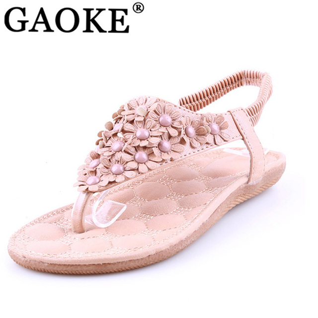 Women Shoes Sandals Comfort Sandals Summer Flip Flops 2018 Fashion High Quality Flat Sandals   Bohemia Sandalias Mujer