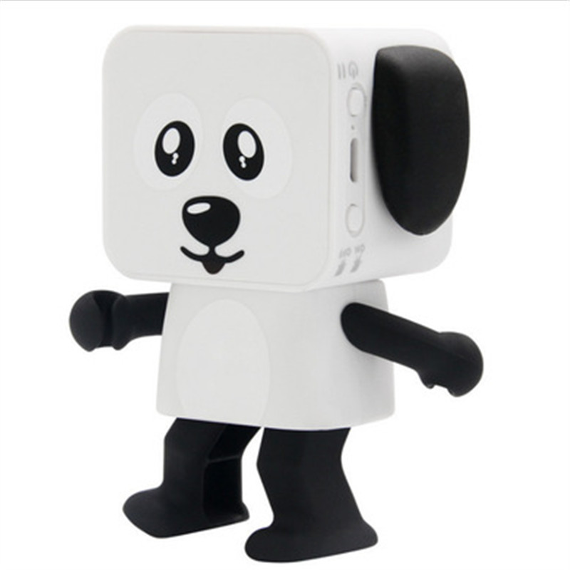 New Multi-Function innovative Mini Smart Bluetooth Speakers Dancing Robot Dog for Smart Home Automation Loudspeaker Cute dog ...