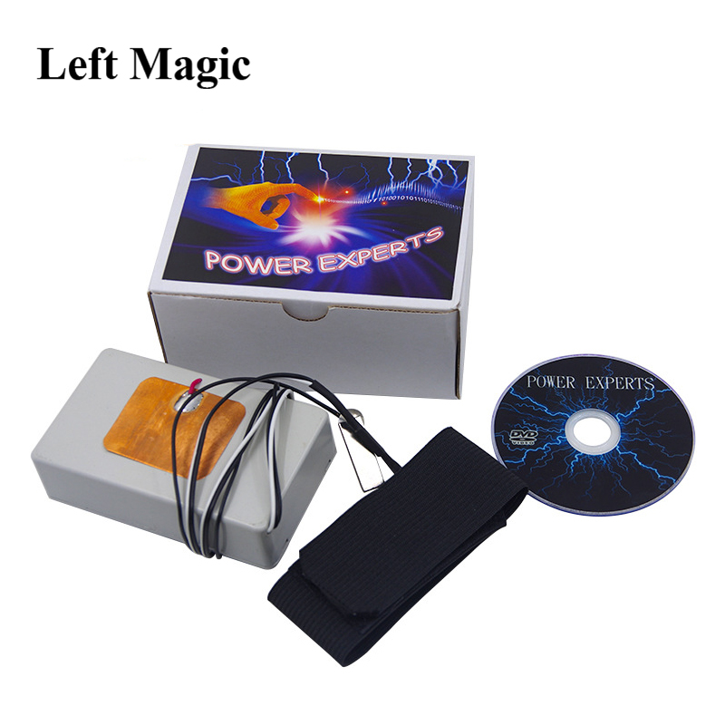Electric Touch Power Experts (magnetic Control) - Magic Tricks Mentalism Stage Street Magic Accessories Gimmick