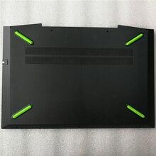 Neue Original Laptop Bottom fall abdeckung für HP NoteBook PAVILION 15-CX NIEDRIGEREN D Shell TÜR silber/L20317-001 schwarz/ l25083-001