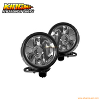 Fit For 98 05 Benz M Class W164 OE Fog Lights Clear ML320 Ml430 ML55 AMG ML500 ML350 USA Domestic Free Shipping