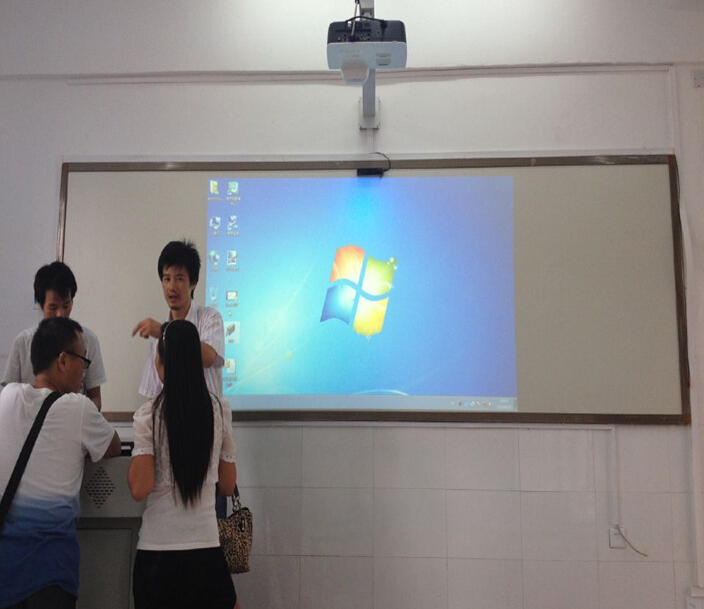 2016 Hot Sale portable finger touch interactive whiteboard