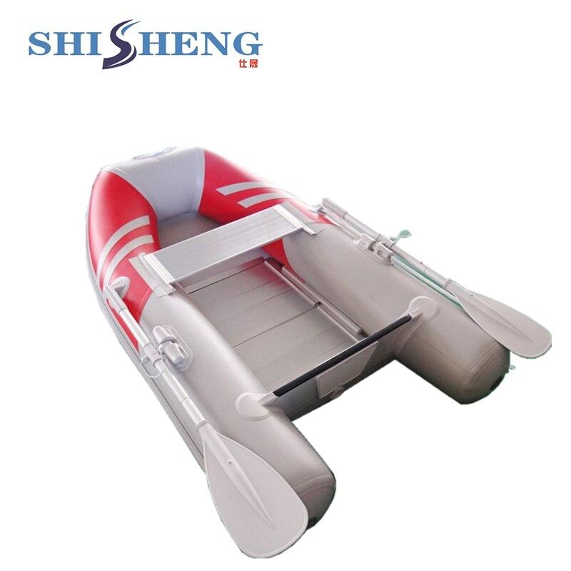 2018 китайский топ продажа маленькая лодка рыбалка/надувная пвх лодка для одного человека