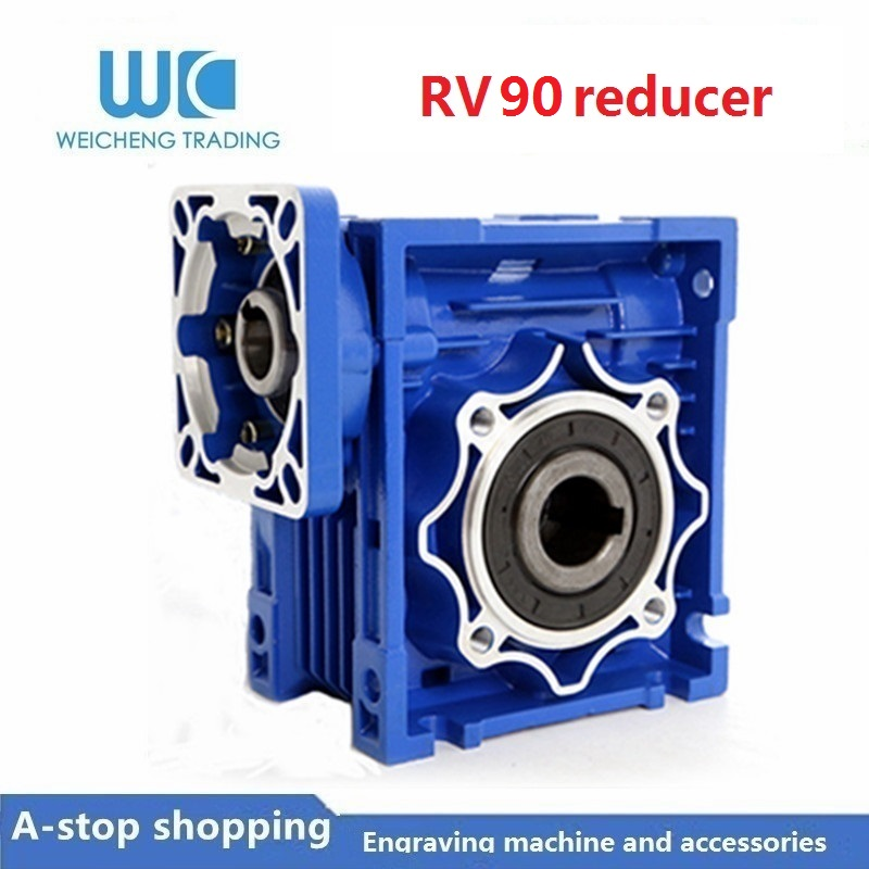 Method blue reducer can be equipped with servo stepper motor 57/86/110/130/180/200 RV90 ReducerMethod blue reducer can be equipped with servo stepper motor 57/86/110/130/180/200 RV90 Reducer