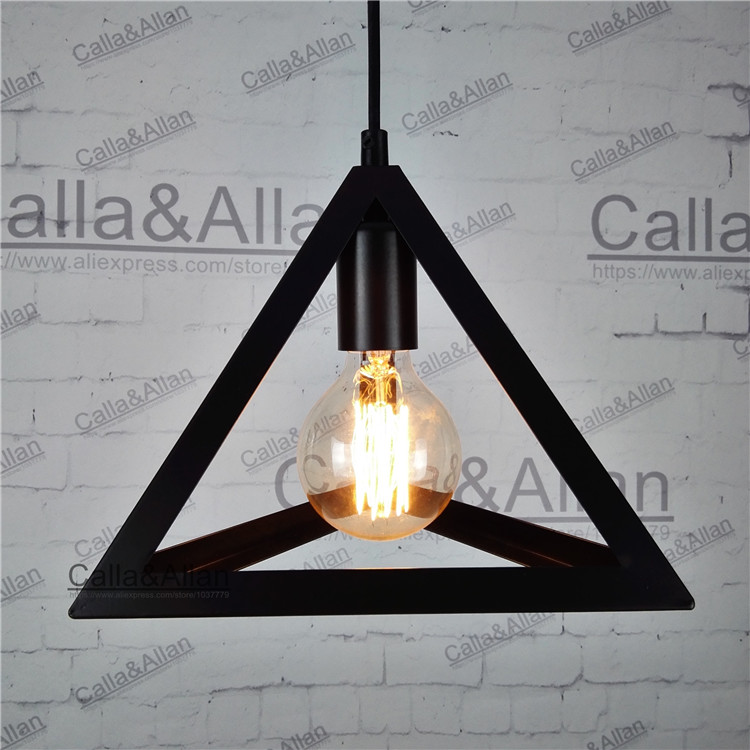 Retro Vintage Industrial pendant Lamp Covers Pendant Trouble Light Bulb Guard Wire Cage Ceiling Fitting Hanging Bars Cafe Lamp new loft vintage iron pendant light industrial lighting glass guard design bar cafe restaurant cage pendant lamp hanging lights