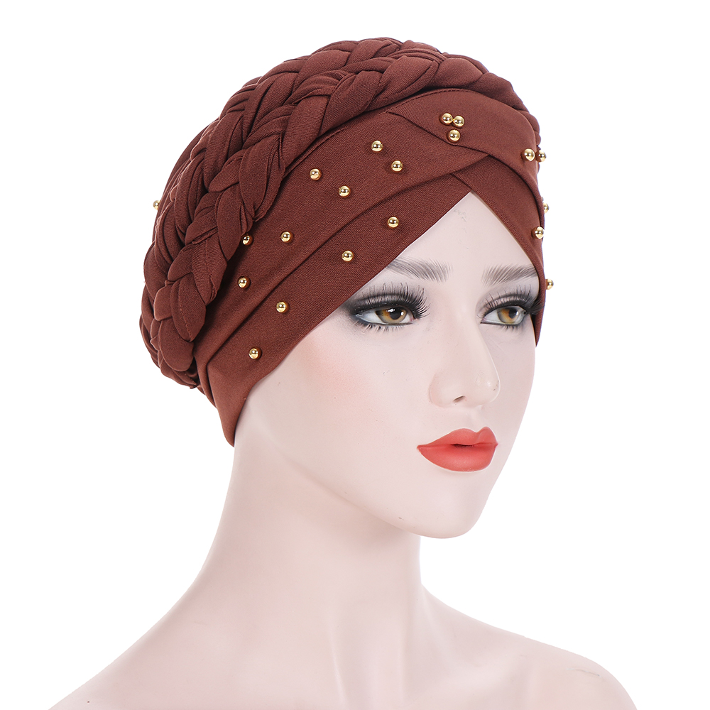 1pcs Indian Baby Head Wrap Cap Kids Rabbit Ear Turban Bandana Hijab India Caps Toddler Infants Cloche Hair Cover Flower Hat Easy And Simple To Handle Mother & Kids