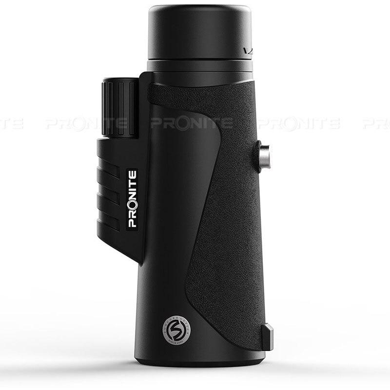 Image 5 - Professional Monocular 10X42 Optics Zoom Telescope HD Scope with Phone Holder Tripod Waterproof Hunting Turizm Opera Spyglass-in Monocular/Binoculars from Sports & Entertainment