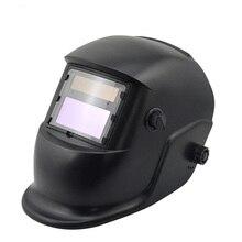 цены Free shipping Light rail mounted adjustable welding solar radiation welding arc welding mask automatic welding mask