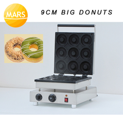 Commercial Donut baking Machine Electric non-stick Cake doughnut Makers Electric Cake Commercial Donut Maker