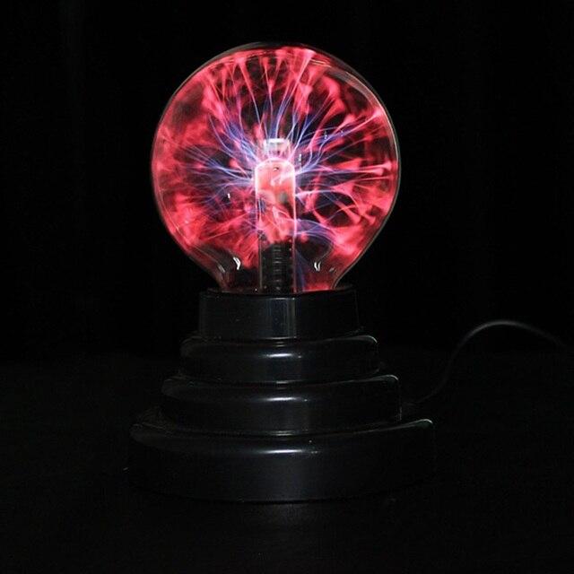 Magic plasma verlichting bal kinderkamer nachtlampje party lamp ...