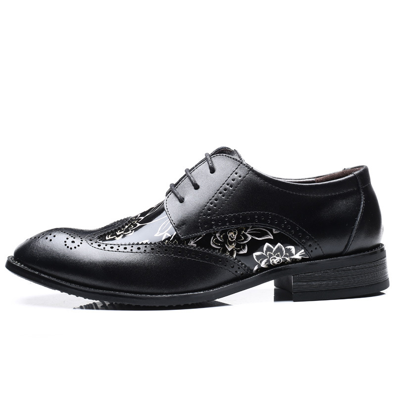 Buy New  Men Dress Shoes   Mens Flats Lace-Up Shoes  Luxury Brand Formal Footwear Male  Office Shoes For Men  Men Breathable Super
