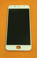 """사용 된 원래 터치 스크린 + LCD 디스플레이 + 프레임 UMI 터치 MTK6753 Octa 코어 5.5 """"FHD 1920x1080 무료 배송"""