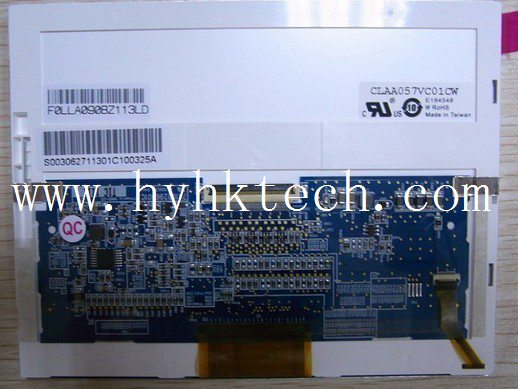 CLAA057VC01CW  5.7 INCH Industrial LCD,new&A+ Grade in stock, free shipment new in stock ve j61 cw