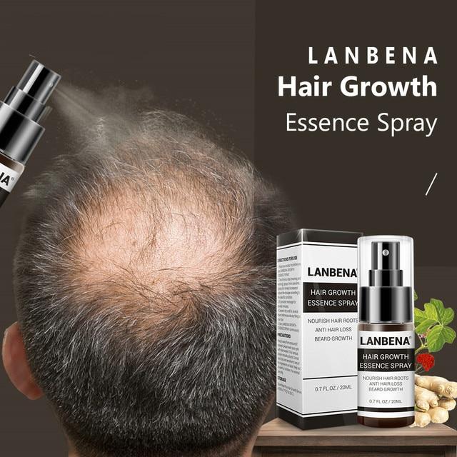 Productos de aceite líquido Esencia de crecimiento rápido para el cabello hombres mujeres Anti gris champú suero tratamiento de pérdida de cabello suero
