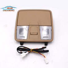 for HYUNDAI ELANTRA GT / I30 /IX25ACCESSORIES2012 -2016 OEM Lamp Assy Overhead Console Reading lights / map lights / glasses box